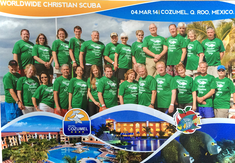 Worldwide Christian Scuba Divers Organization