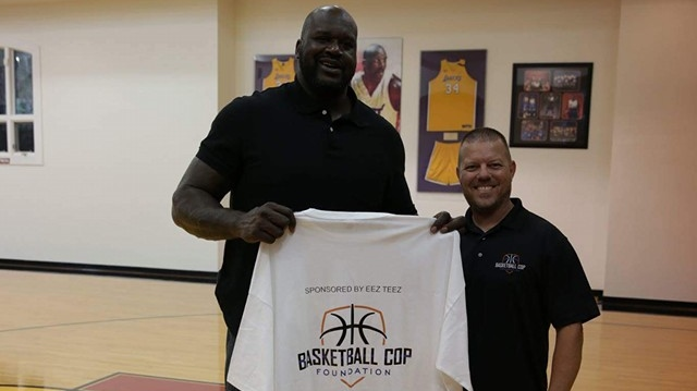 Basketball Cop Foundation